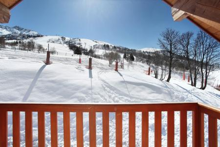 Vacances en montagne Le Hameau de Saint François - Saint-François Longchamp - Extérieur hiver
