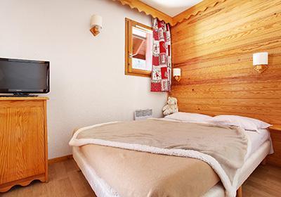 Location au ski Le Hameau De Saint Francois - Saint-François Longchamp - Chambre