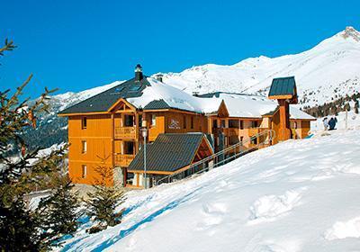 Ski en famille Residence Belle Vue
