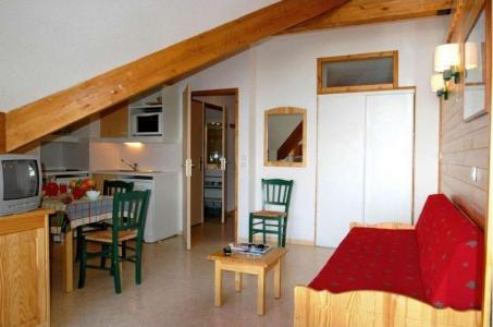 Аренда на лыжном курорте Résidence le Hameau de Saint-François - Saint-François Longchamp - Сиденье банкетка