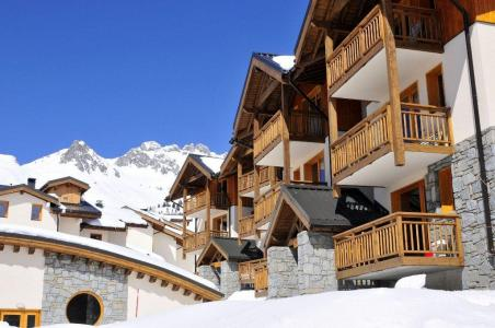 Location Residence Les 4 Vallees