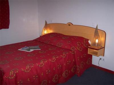 Location au ski Appartement 3 pièces 6 personnes - Residence Les 4 Vallees - Saint-François Longchamp - Chambre
