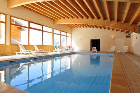 Location au ski Residence Les 4 Vallees - Saint-François Longchamp - Piscine
