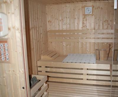 Location au ski Résidence les 4 Vallées - Saint-François Longchamp - Sauna