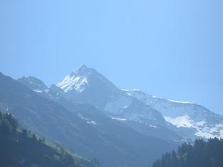 Location au ski Chalet triplex 4 pièces 6 personnes - Chalet Ribaldone - Saint Gervais - Extérieur hiver