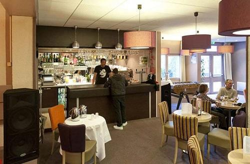 Location au ski Hotel Club Mmv Monte Bianco - Saint Gervais - Intérieur