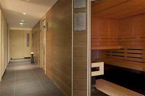 Location au ski Hotel Club Mmv Monte Bianco - Saint Gervais - Sauna