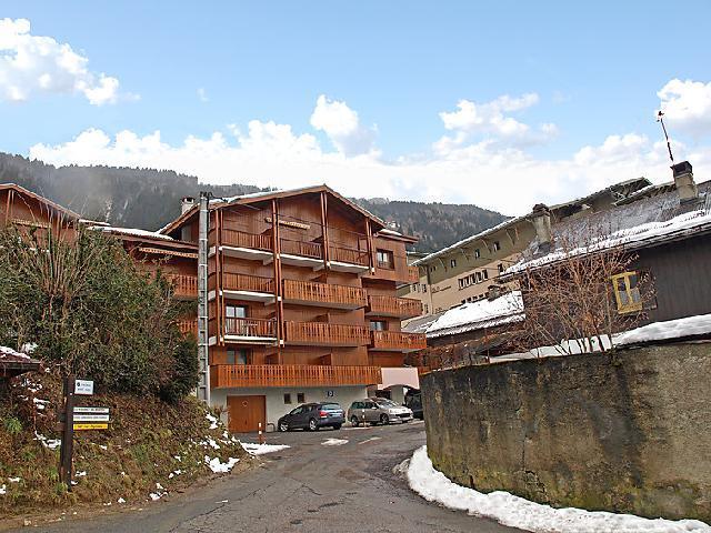 Week end au ski Isabella