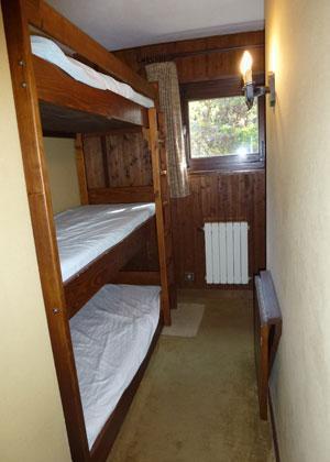 Location au ski Appartement 3 pièces 6 personnes (L'ENSOLEILLE 78) - Residence L'ensoleille - Saint Gervais - Cabine