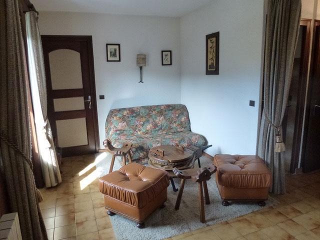 Location au ski Appartement 3 pièces 6 personnes (L'ENSOLEILLE 78) - Residence L'ensoleille - Saint Gervais - Séjour