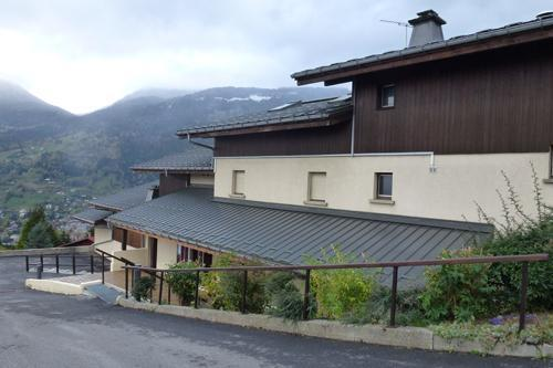Location studio au ski Residence Les Diamants