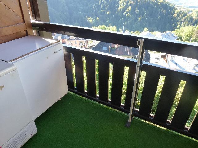 Location au ski Appartement 3 pièces mezzanine 6 personnes (83) - Residence Les Hauts De Saint Gervais - Saint Gervais - Balcon