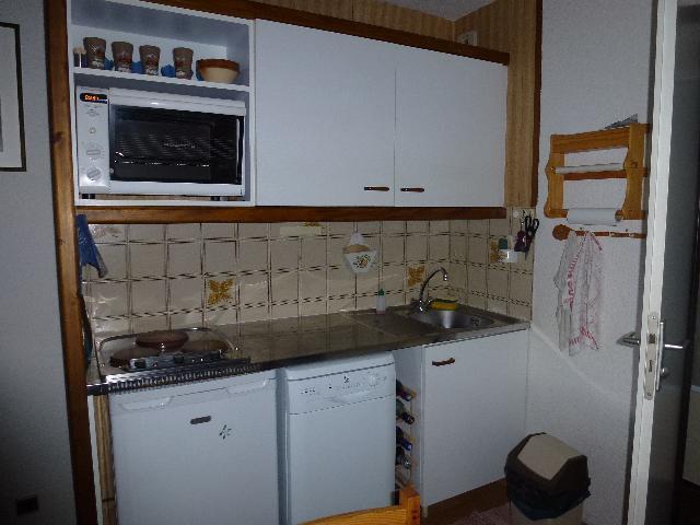 Location au ski Appartement 3 pièces mezzanine 6 personnes (83) - Residence Les Hauts De Saint Gervais - Saint Gervais - Cuisine