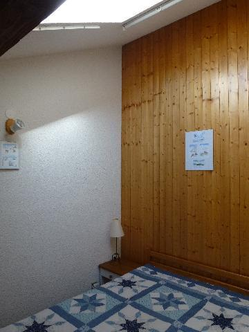 Location au ski Appartement 3 pièces mezzanine 6 personnes (83) - Residence Les Hauts De Saint Gervais - Saint Gervais - Velux