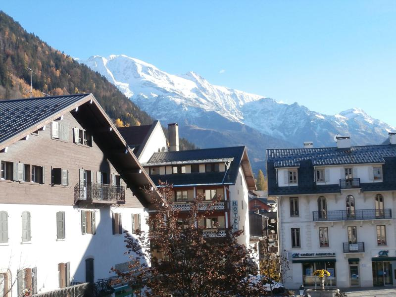 Holiday in mountain resort 2 room apartment 4 people (3) - Central Résidence - Saint Gervais - Winter outside