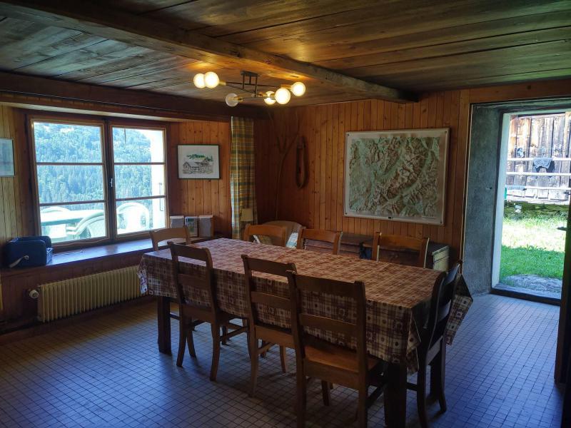 Wynajem na narty Domek górski 5 pokojowy 12 osób - Chalet la Gayolle - Saint Gervais