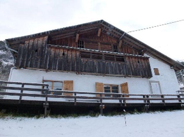 Rent in ski resort Chalet la Gayolle - Saint Gervais - Winter outside