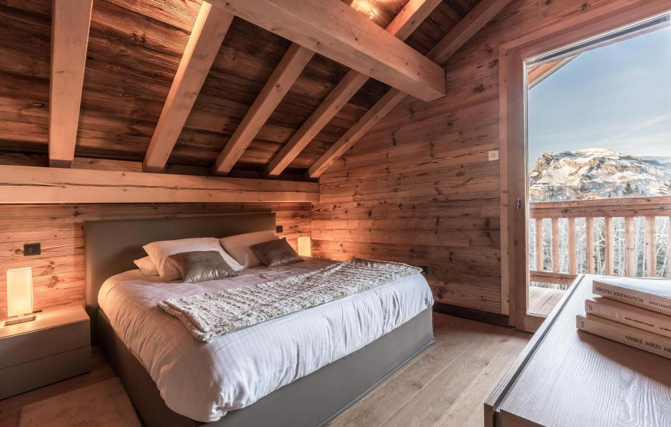 Location au ski Chalet Le Grey Fox - Saint Gervais - Chambre