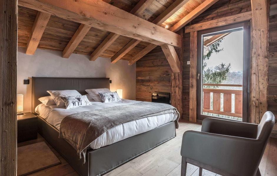 Location au ski Chalet Le Red Fox - Saint Gervais - Chambre