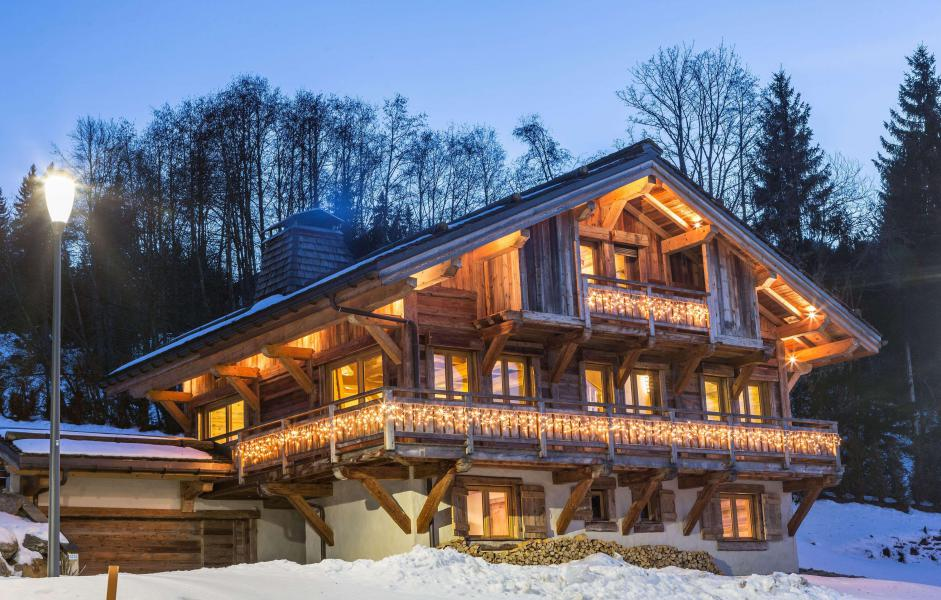 Chalet Chalet Le Silver Fox - Saint Gervais - Northern Alps