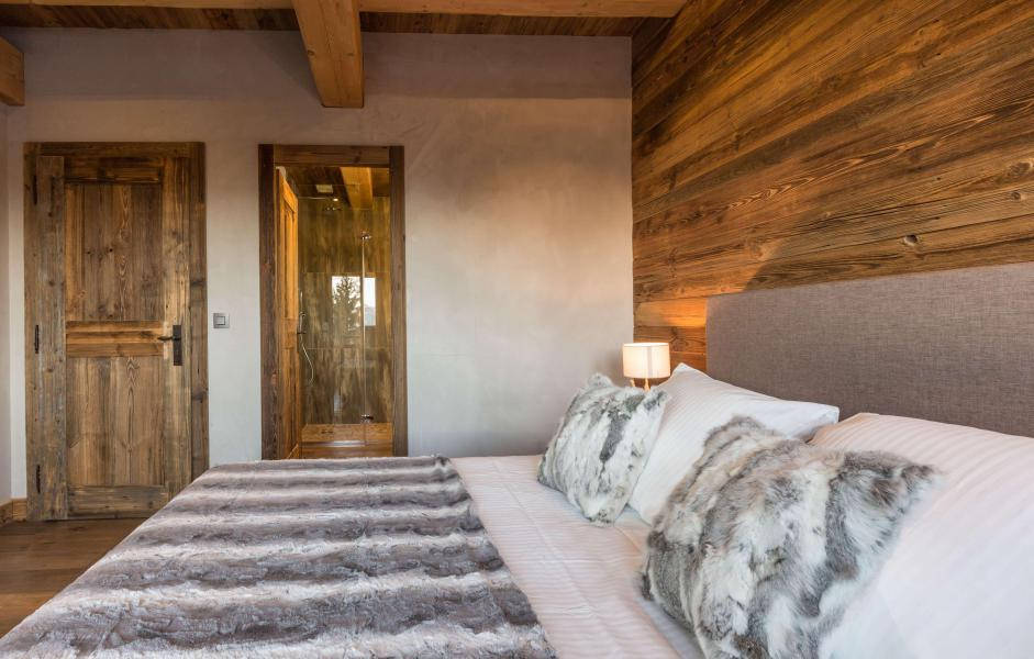 Location au ski Chalet Le Silver Fox - Saint Gervais - Lit double