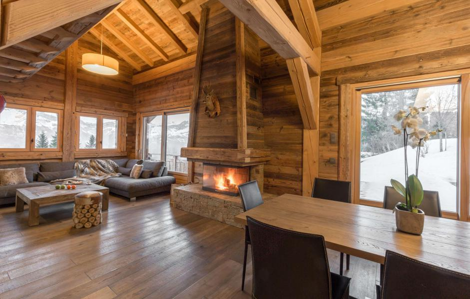 Location au ski Chalet Le Silver Fox - Saint Gervais - Room-service