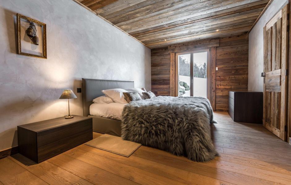 Location au ski Chalet Le White Fox - Saint Gervais - Chambre