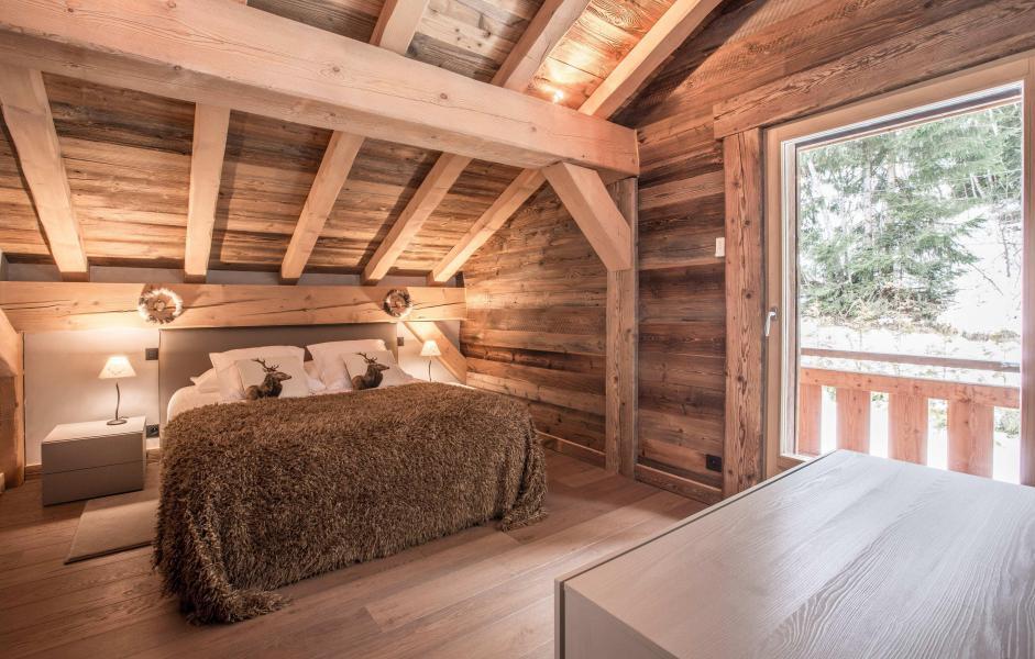 Location au ski Chalet Le White Fox - Saint Gervais - Lit double