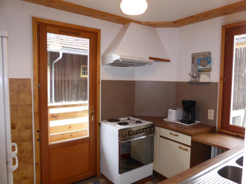 Аренда на лыжном курорте Шале 5 комнат 10 чел. (PYLONE) - Chalet Pylone - Saint Gervais - апартаменты