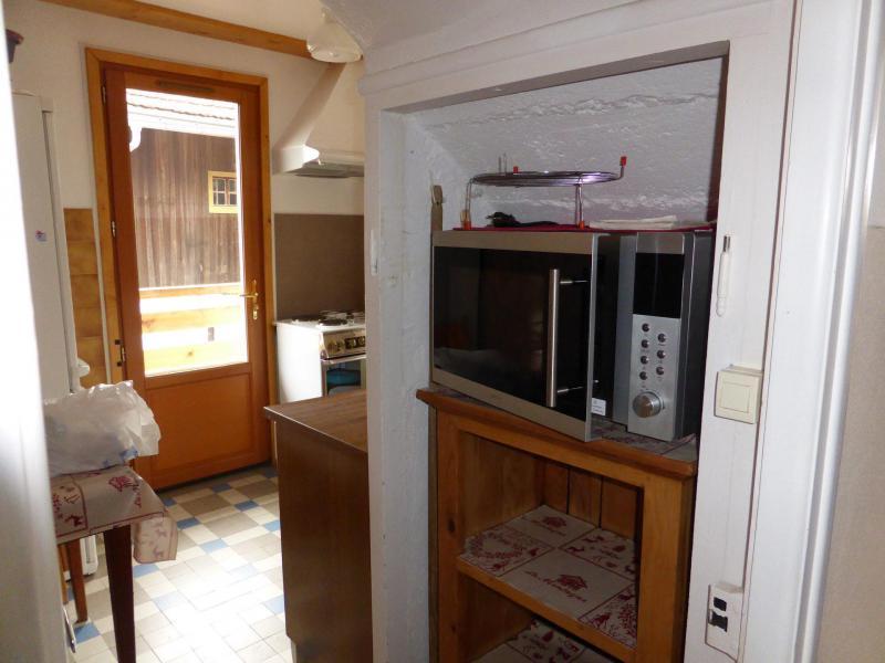 Аренда на лыжном курорте Шале 5 комнат 10 чел. (PYLONE) - Chalet Pylone - Saint Gervais - Кухня