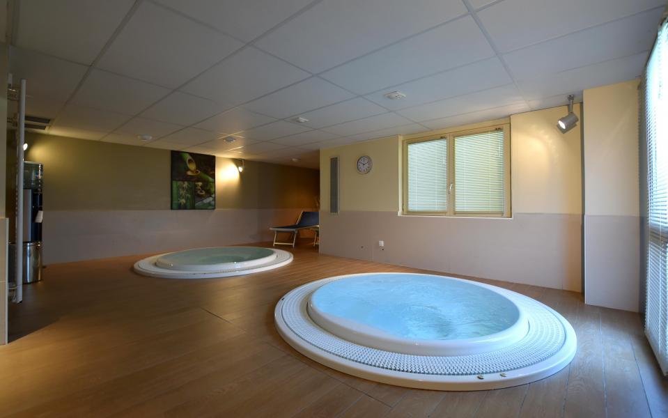Location au ski Hôtel Club MMV Monte Bianco - Saint Gervais - Jacuzzi