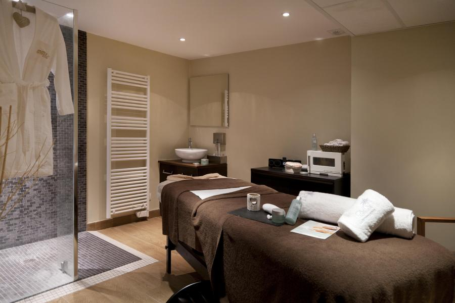 Location au ski Hôtel Club MMV Monte Bianco - Saint Gervais - Massage