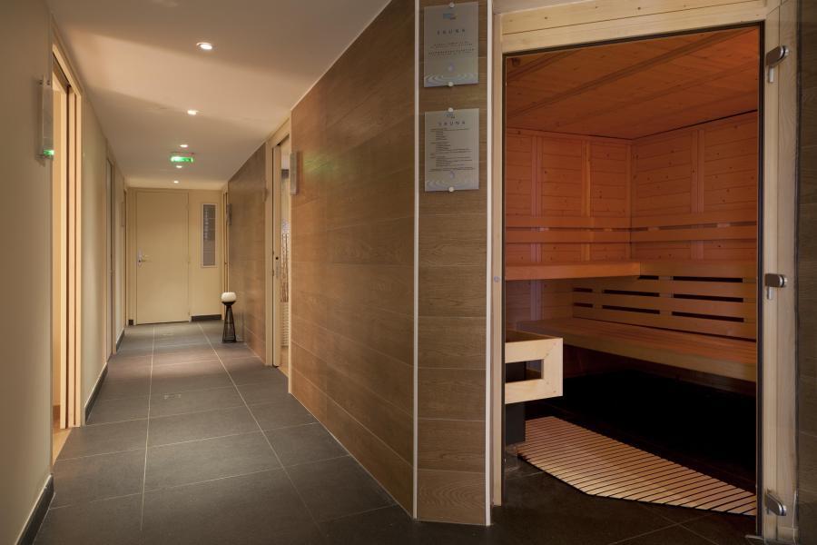 Location au ski Hôtel Club MMV Monte Bianco - Saint Gervais - Sauna