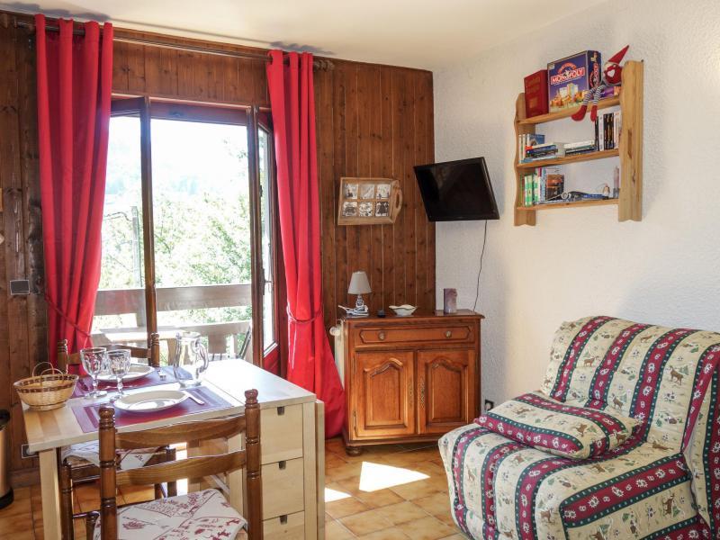 Skiverleih 1-Zimmer-Appartment für 2 Personen (1) - L'Ensoleillé - Saint Gervais - Appartement