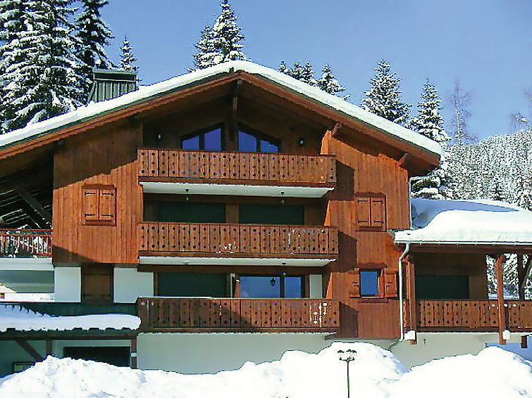 Holiday in mountain resort 3 room apartment 6 people (1) - Le Tagre - Saint Gervais - Winter outside