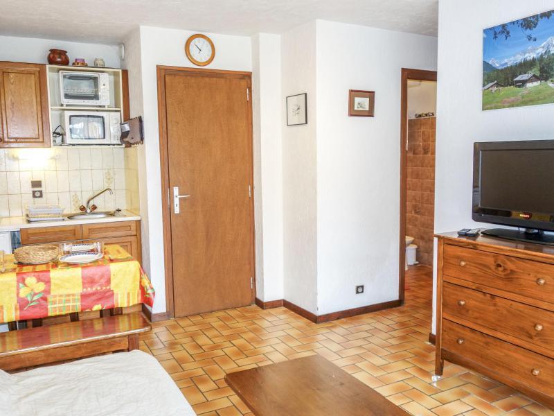 Location au ski Appartement 1 pièces 4 personnes (4) - Les Grets - Saint Gervais