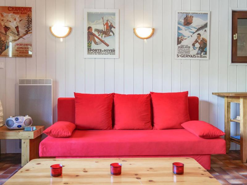 Location au ski Appartement 2 pièces 4 personnes (7) - Les Grets - Saint Gervais