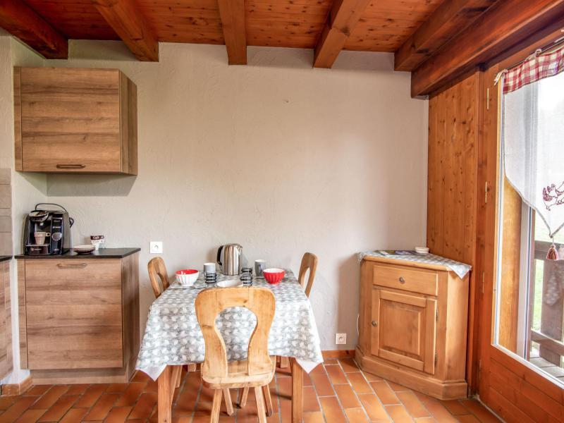 Location au ski Appartement 1 pièces 3 personnes (10) - Les Grets - Saint Gervais - Appartement