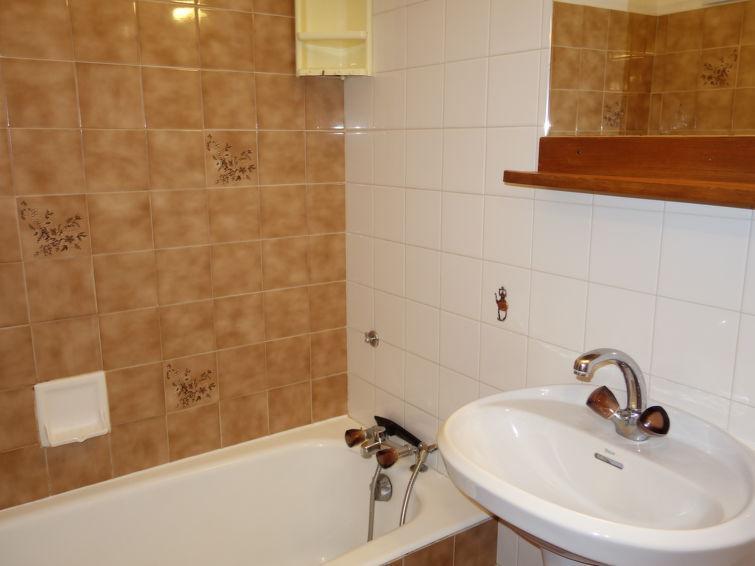 Location au ski Appartement 1 pièces 4 personnes (4) - Les Grets - Saint Gervais - Appartement