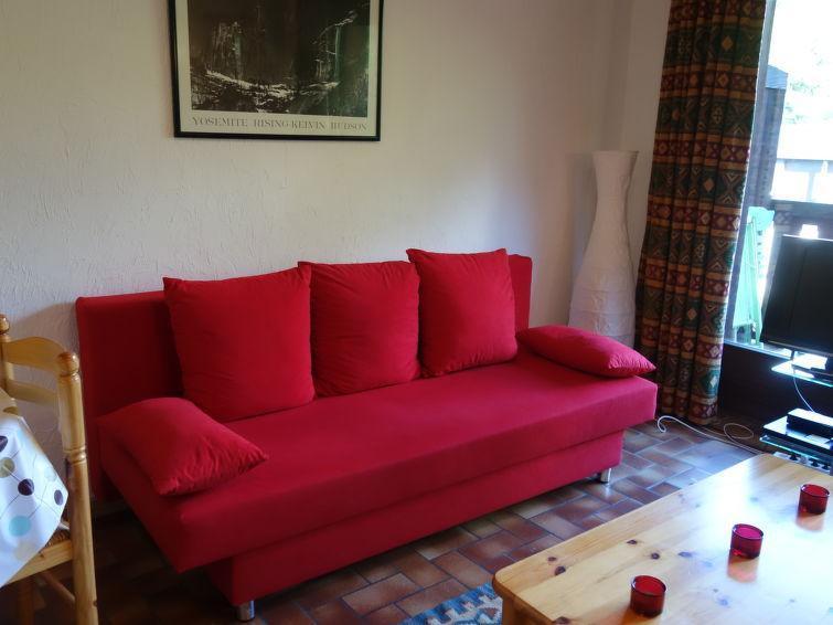 Location au ski Appartement 2 pièces 4 personnes (7) - Les Grets - Saint Gervais - Appartement
