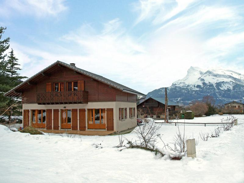 Holiday in mountain resort 5 room chalet 12 people (1) - Mendiaux - Saint Gervais - Winter outside