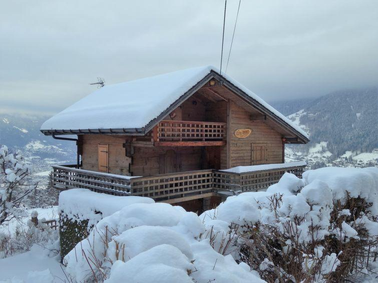 Holiday in mountain resort 5 room chalet 6 people (1) - Mille Bulle - Saint Gervais - Winter outside