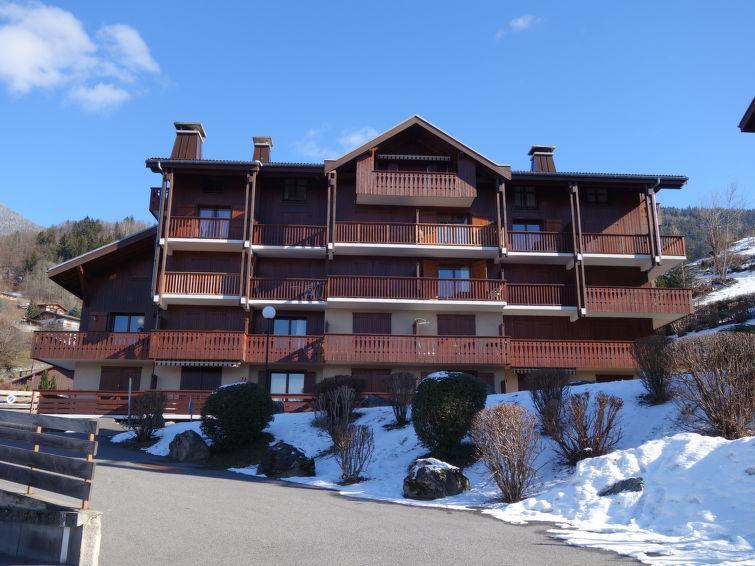 Vacaciones en montaña Pointe des Aravis - Saint Gervais - Invierno
