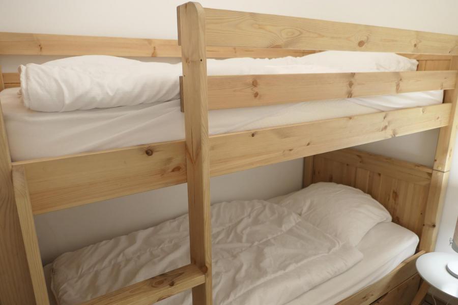 Skiverleih 2-Zimmer-Holzhütte für 6 Personen - Résidence Balcon des Aravis - Saint Gervais - WC