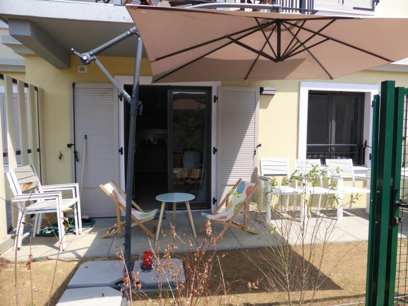 Skiverleih 2-Zimmer-Holzhütte für 6 Personen - Résidence Balcon des Aravis - Saint Gervais