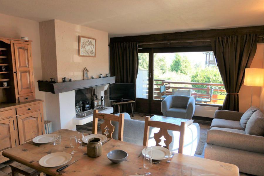 Rent in ski resort 4 room apartment 6 people (4) - Résidence la Gélinotte - Saint Gervais