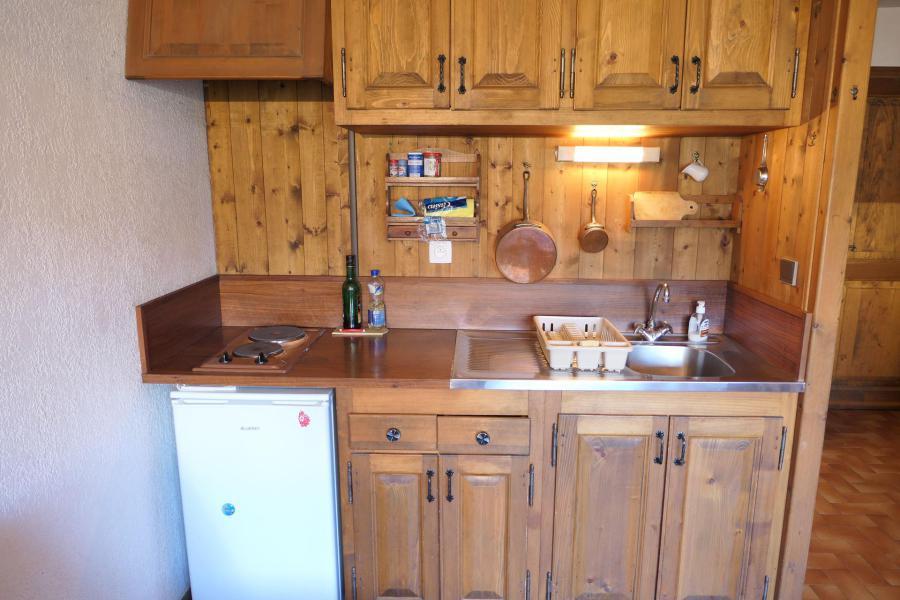 Rent in ski resort Studio 4 people (036) - Résidence la Gélinotte - Saint Gervais