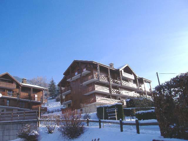 Rent in ski resort Résidence la Pointe des Aravis - Saint Gervais