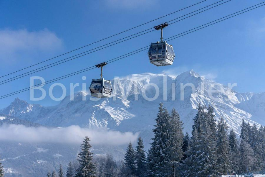 Location au ski Résidence le Grand Panorama - Saint Gervais - Plan