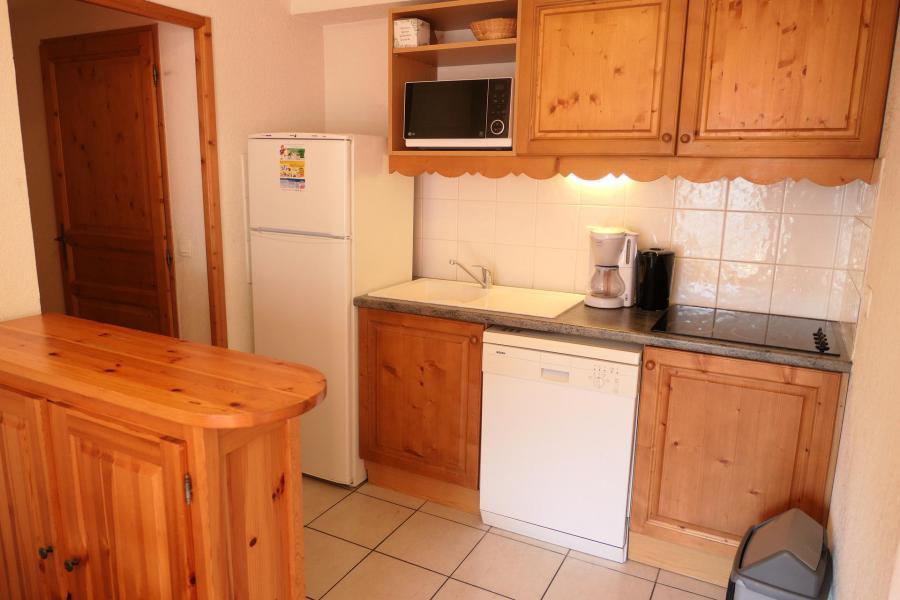 Location au ski Appartement 2 pièces cabine 6 personnes (407) - Résidence le Grand Panorama - Saint Gervais